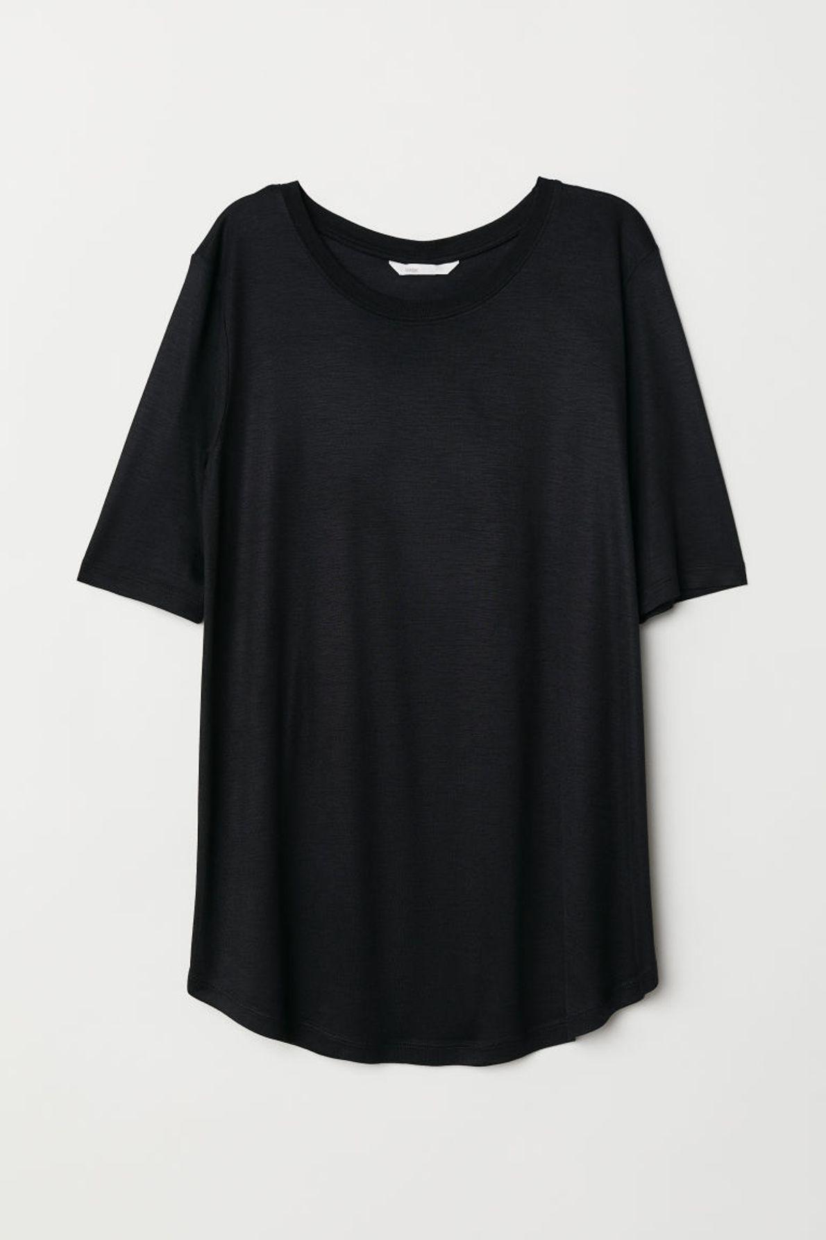 Футболка H&M 0690992  Черный Free Style