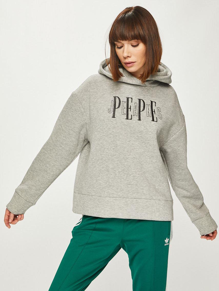 Худи Pepe Jeans Серый Free Style