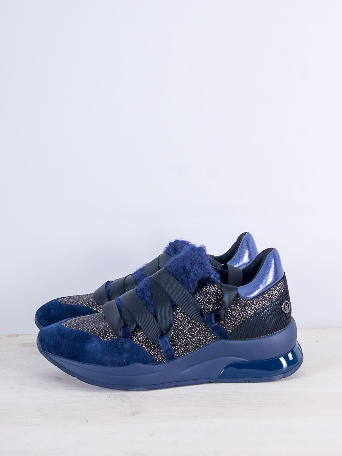 Сникеры Liu Jo B68031TX023 37 (7158437) Синий Free Style