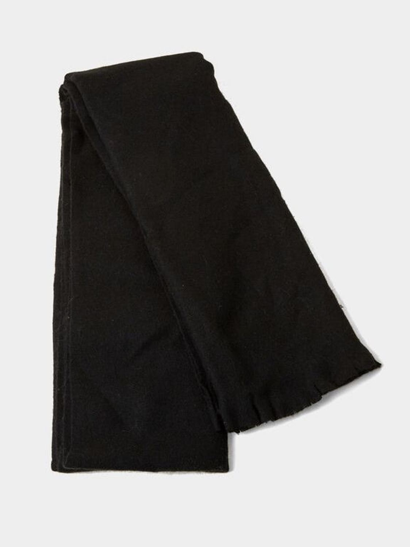 Шарф из мягкой ткани Jennyfer Черный Free Style