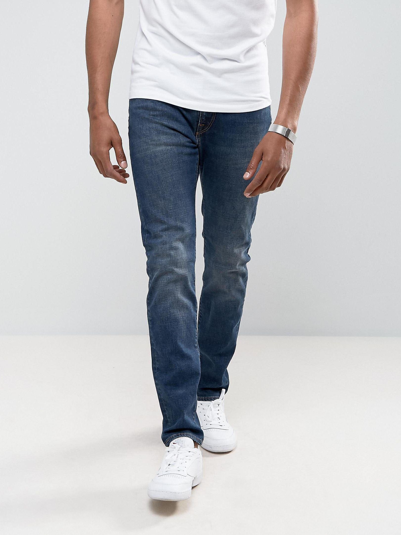 Джинсы Paul Smith VY/210520-3 Синий Free Style