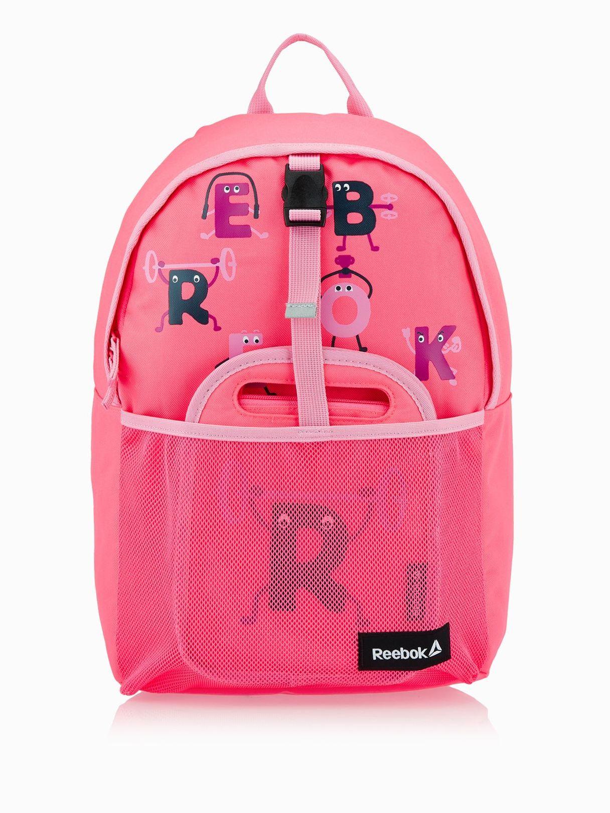 Рюкзак Reebok AJ6499 One size  Розовый Free Style