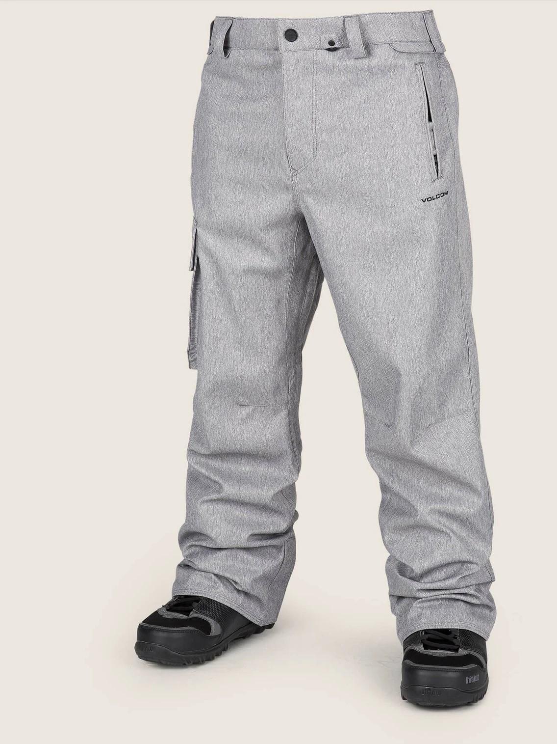 Брюки для сноуборда Volcom ASA040920-5 Серый Free Style