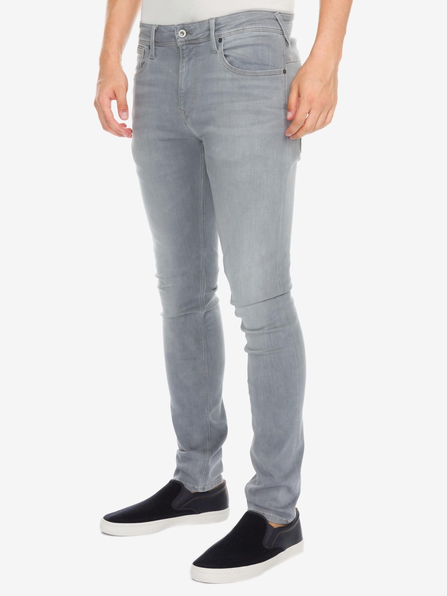 Джинсы Pepe Jeans  Серый Free Style