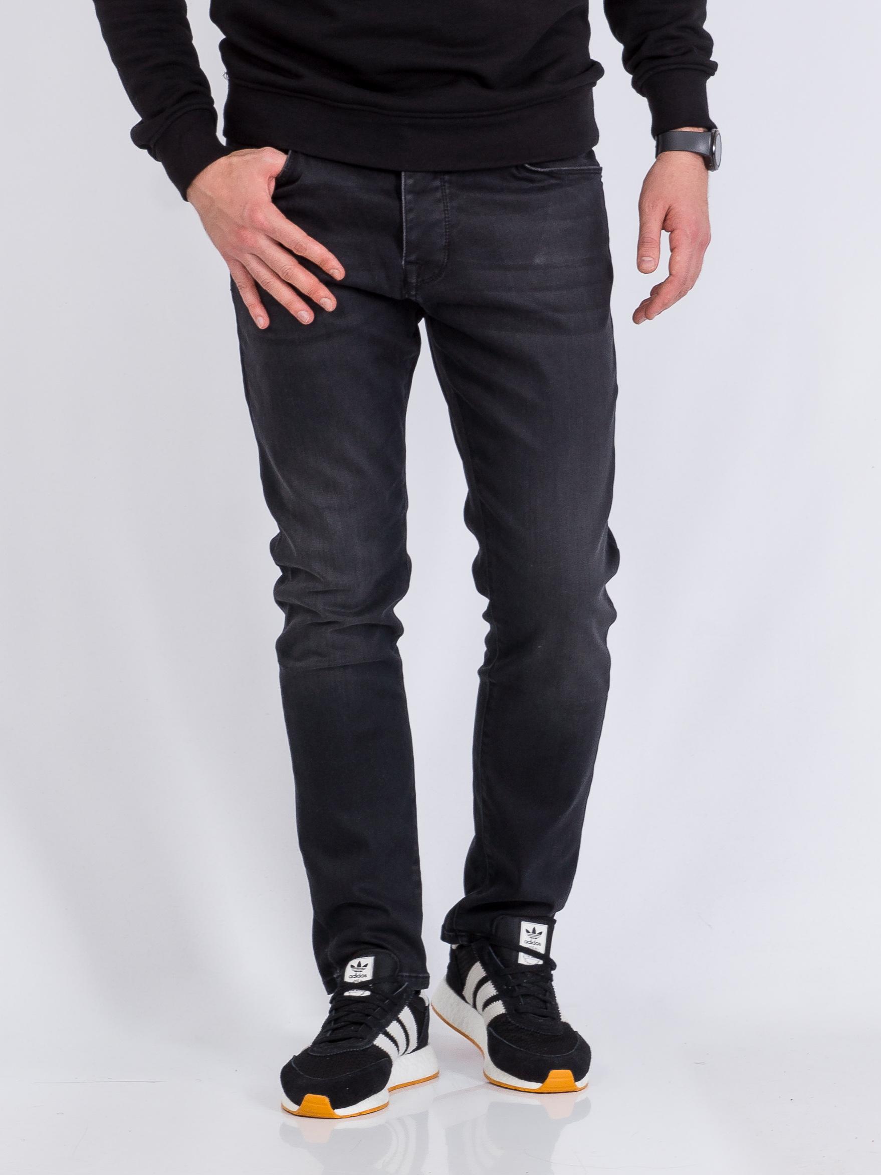 Джинсы Five Pocket 7213 Черный Free Style