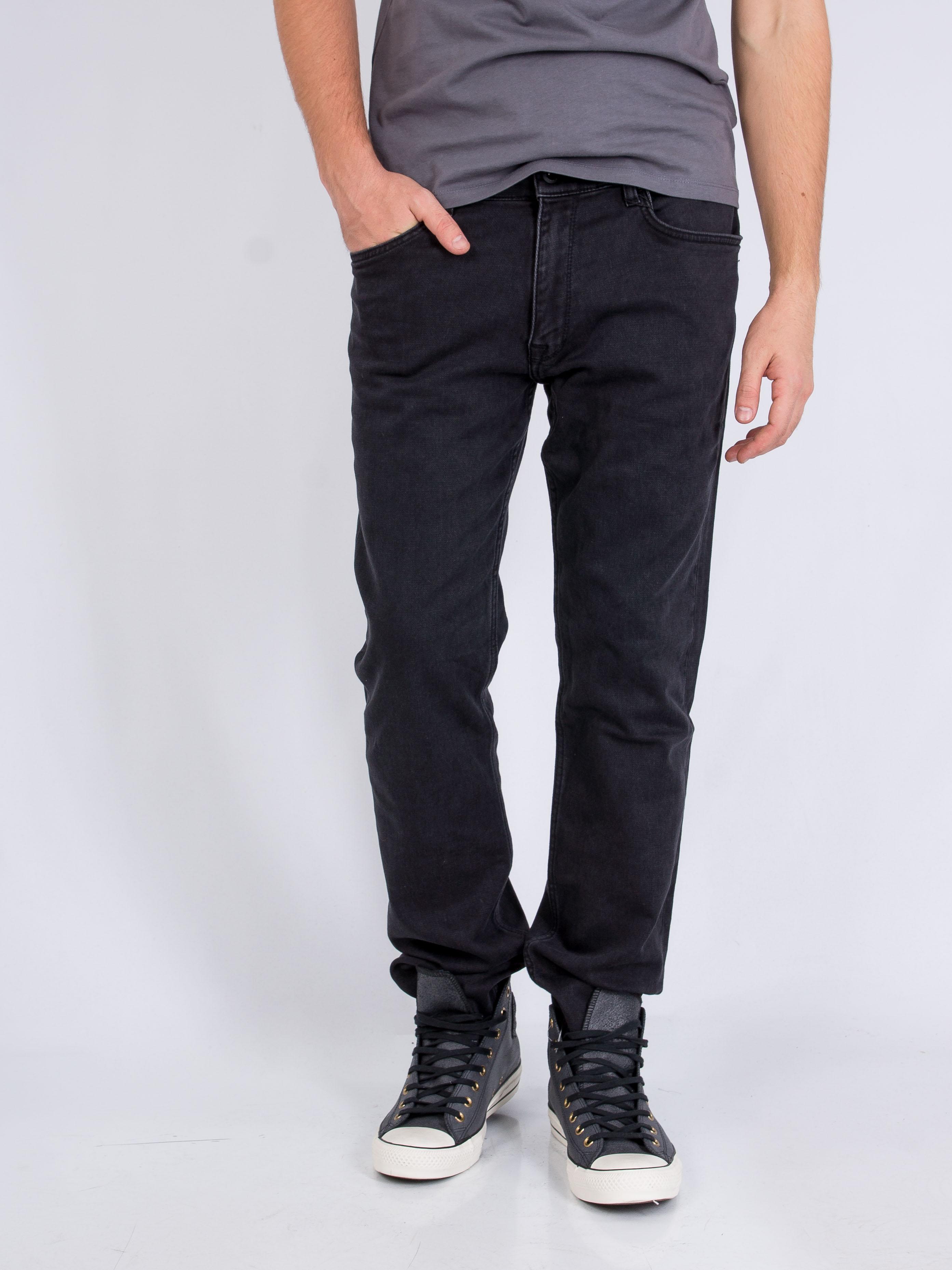Джинсы Five Pocket 7187 Черный Free Style
