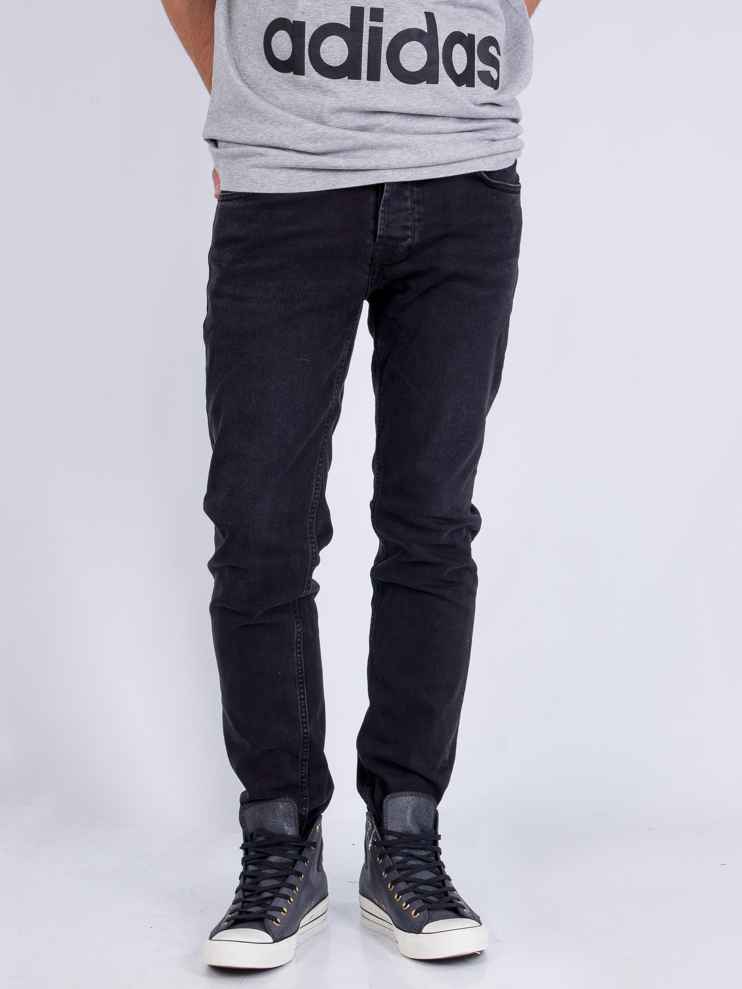 Джинсы Five Pocket 7106 Черный Free Style