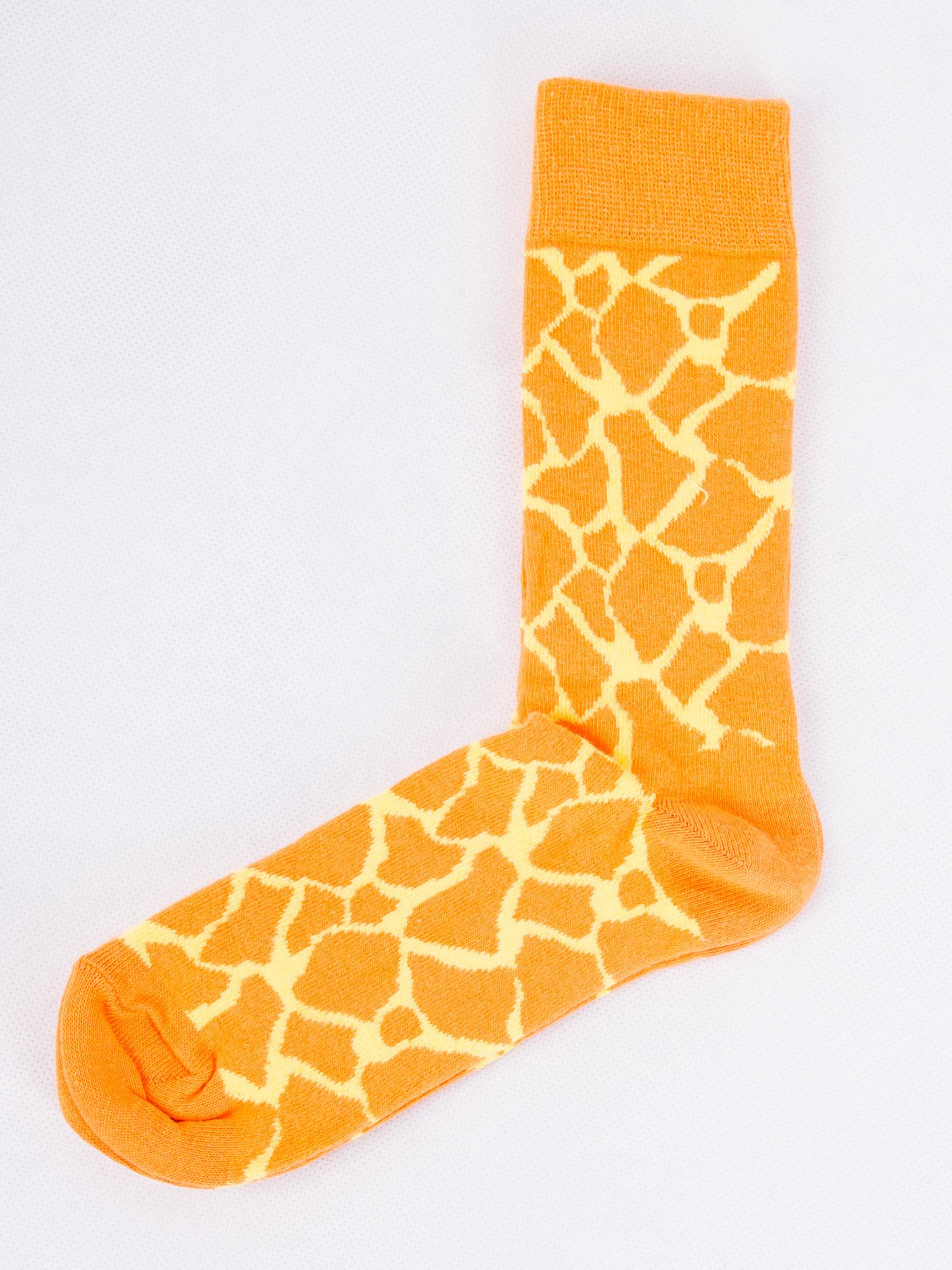 Носки Happy Socks HS/230118-2 (5349436-40) Оранжевый Free Style