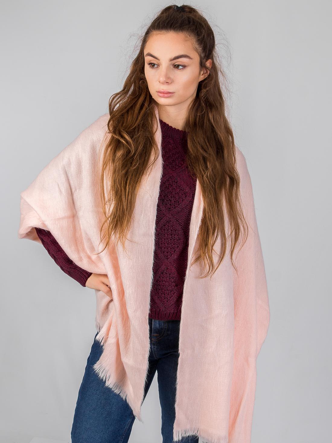 Шарф Jennyfer 90rsof Розовый Free Style