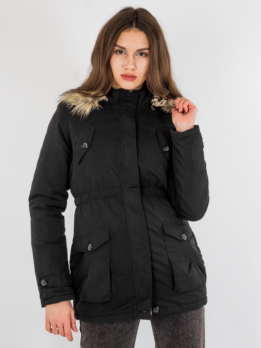 Куртка Brave Soul  Черный Free Style