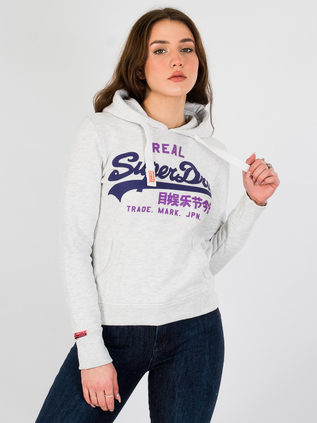 Худи Superdry SD-15118//5 Мультиколор Free Style