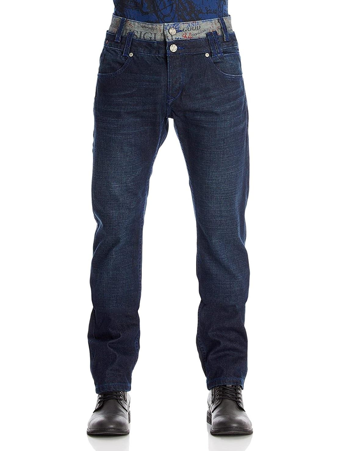 Джинсы Desigual 35d1803 Синий Free Style