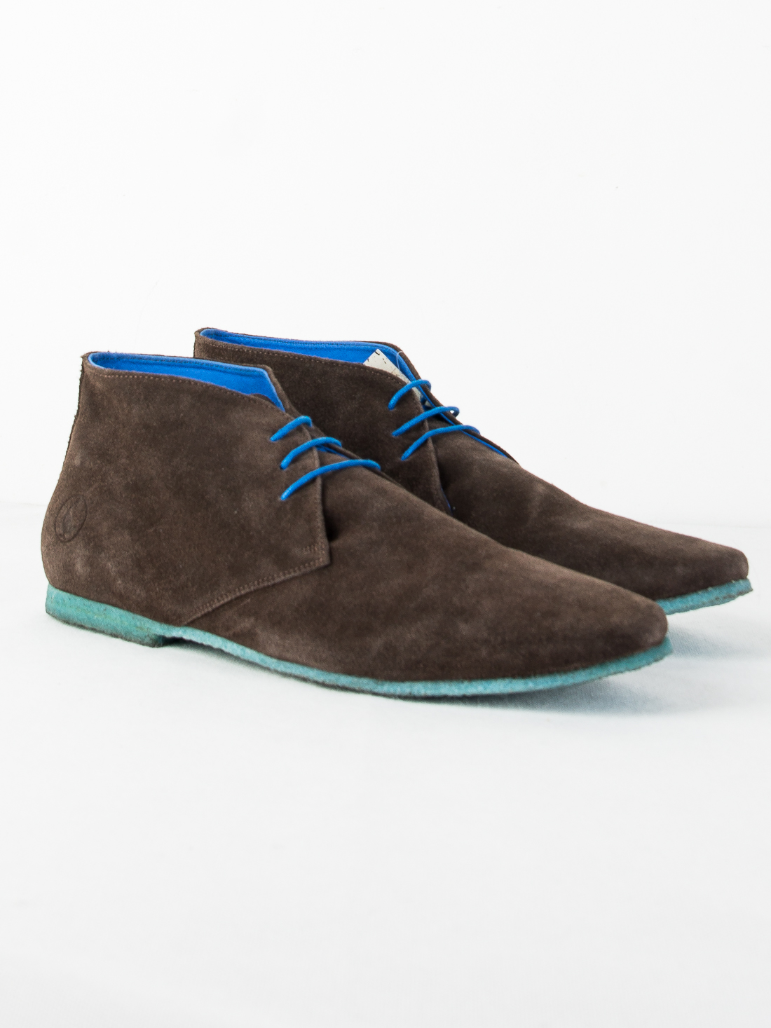 Ботинки El Ganso  Серый Free Style