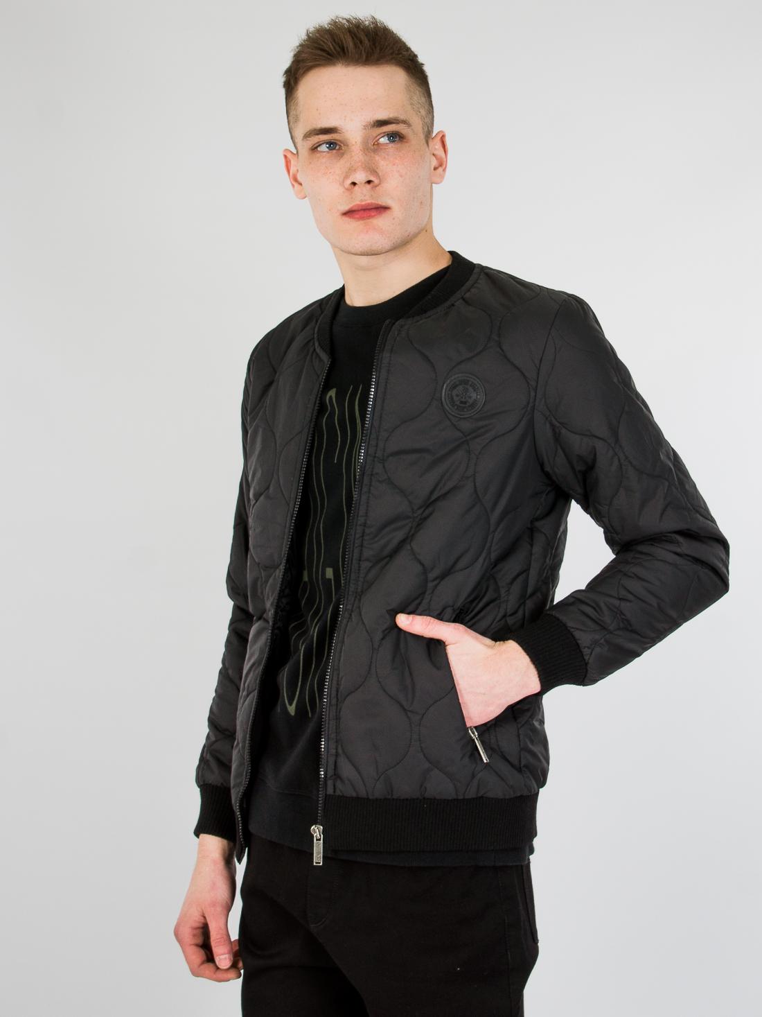 Куртка Phazz Brand 1166 (30759S) Черный Free Style