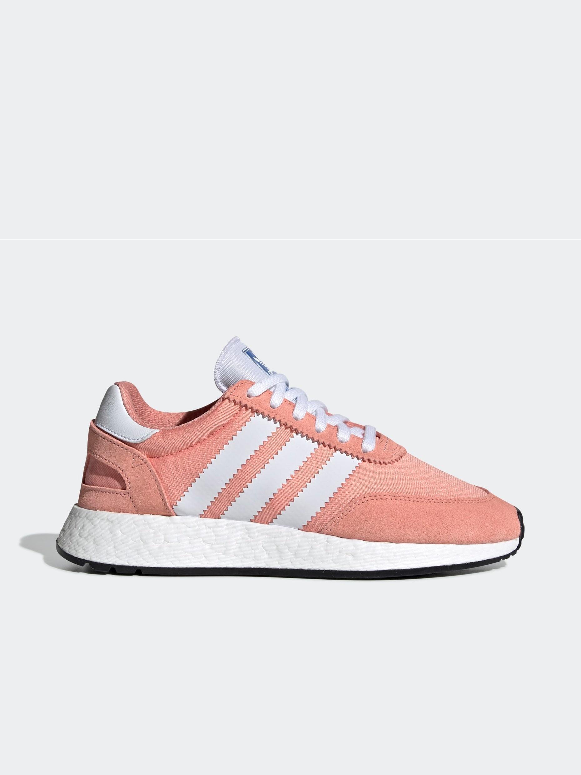 Кроссовки I-5923 Pink/White Adidas CG6037  Розовый Free Style