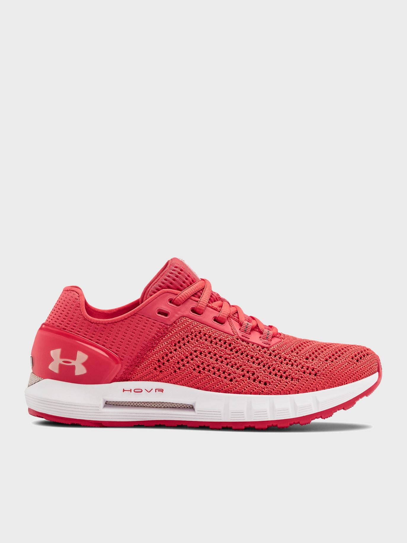 Женские красные кроссовки  HOVR Sonic 2 Under Armour 0192811053 Красный Free Style