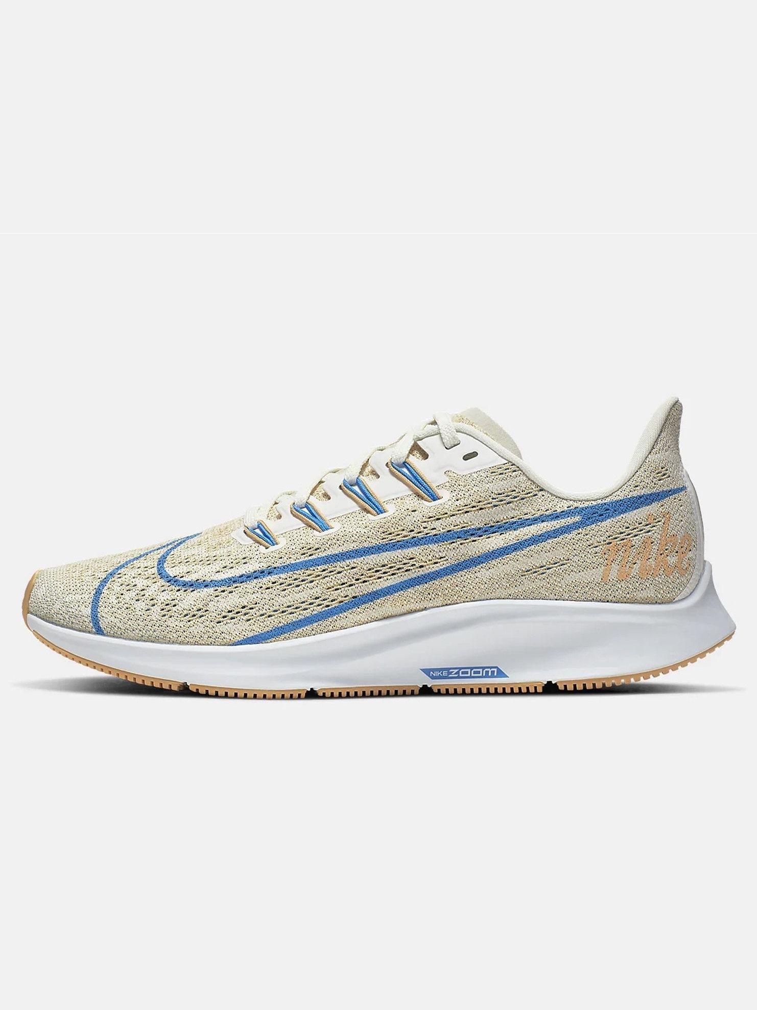 Кроссовки Running Air Zoom Pegasus 36 Nike 0193145349 36 Бежевый Free Style