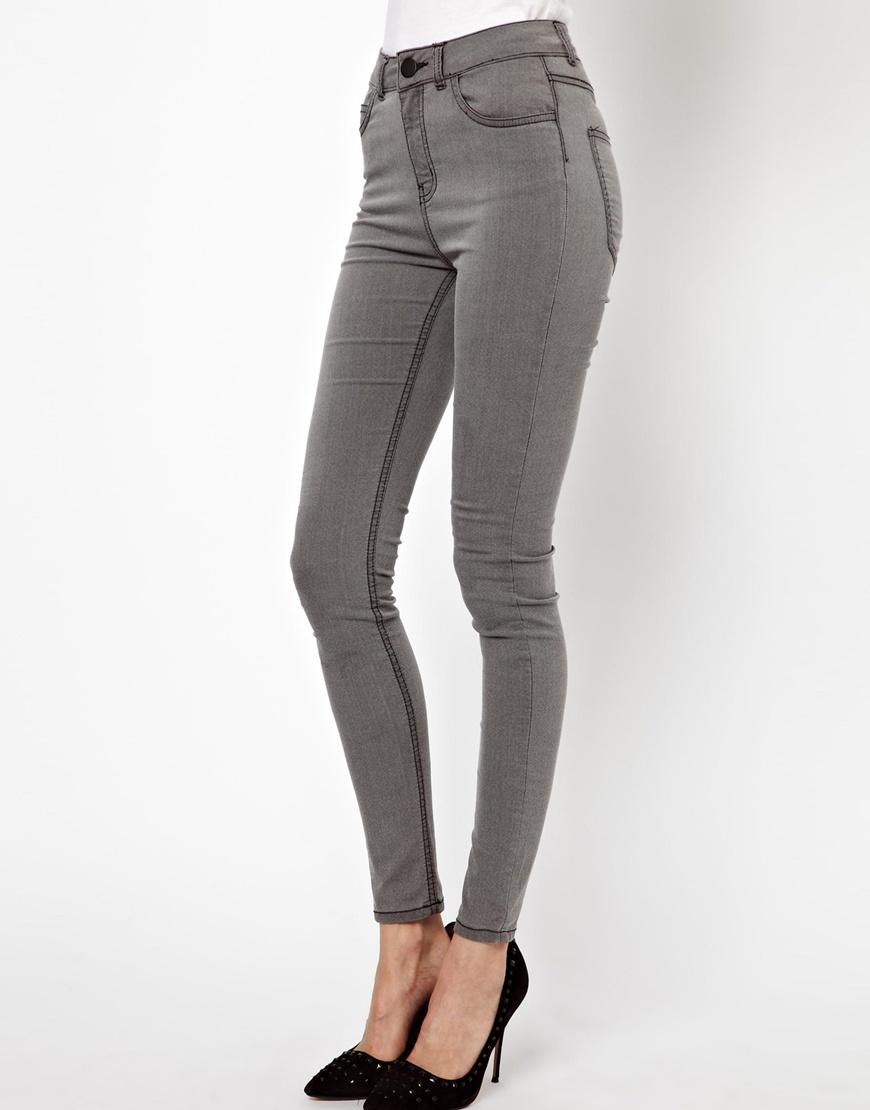 Джинсы Just Female VV80217-8 Серый Free Style