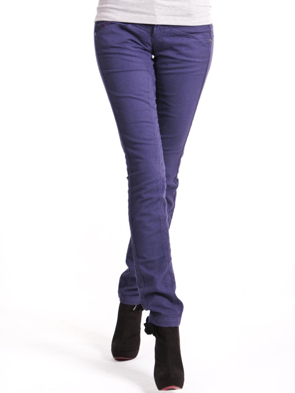 Джинсы Killah  Фиолетовый Free Style